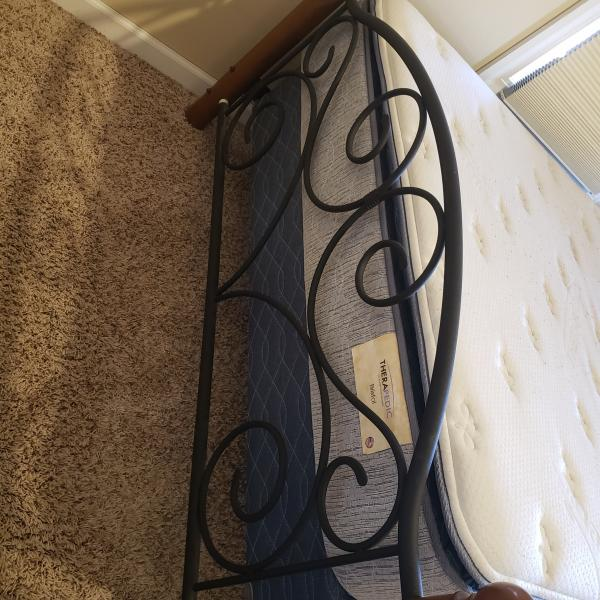 Photo of Full bedframe