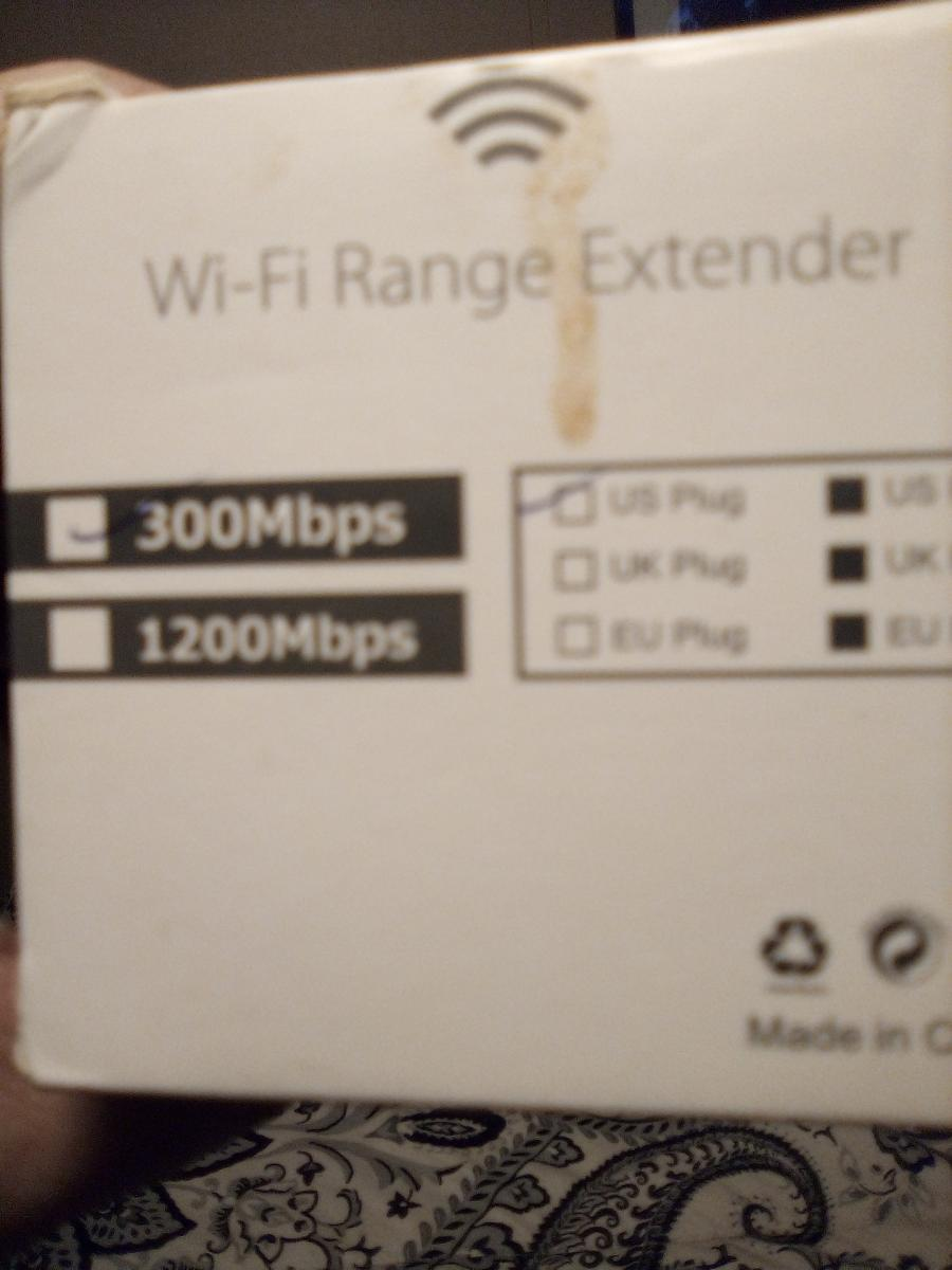 Photo 1 of Wi Fi extender