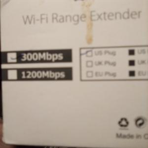 Photo of Wi Fi extender