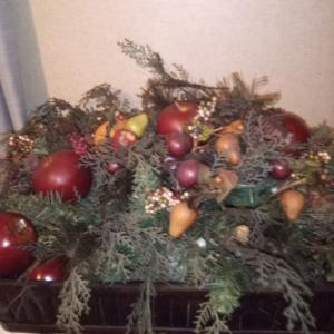 Photo of Fruit center piece