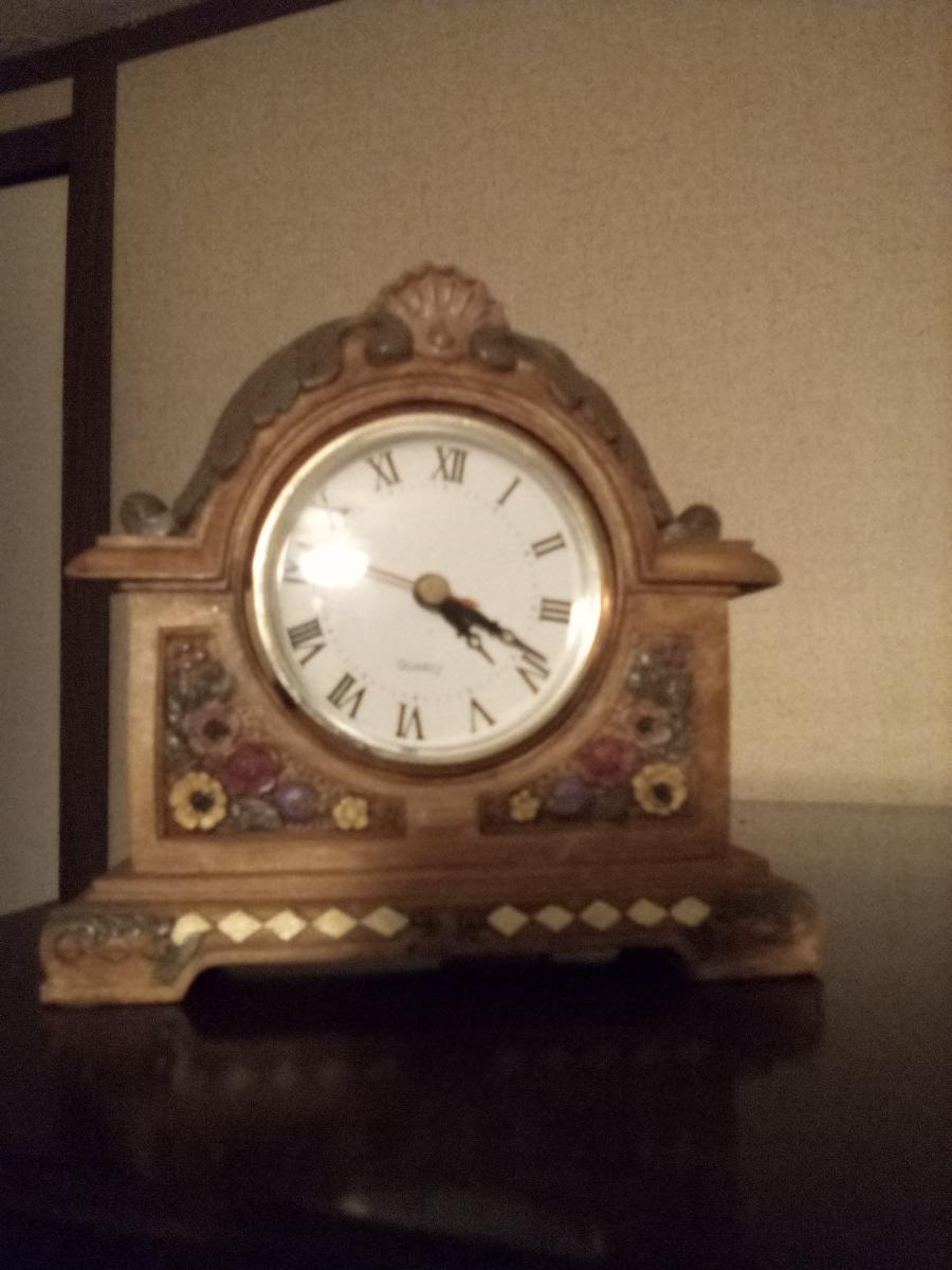 Photo 1 of Mantel clock
