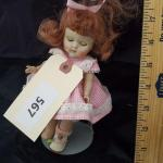 LOT# 567 1950S Vogue Ginny Doll