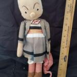 "LOT# 543- 16"" Ginny Cloth Doll"