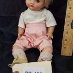 LOT# 435 Effanbee Doll
