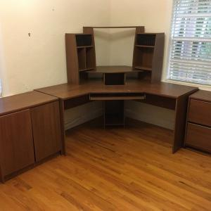 Photo of Office corner desk