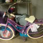 24 In Ladies Huffy Cruiser Bicycle