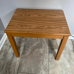 Photo of Small table