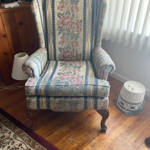 Photo of Love seat and chair