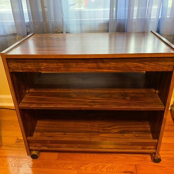 Photo of Cart or TV stand