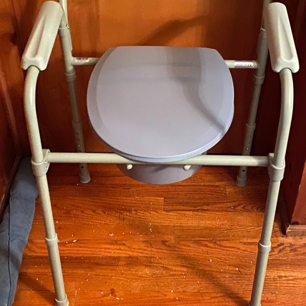 Photo of Bed side commode