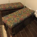 Pair of Seating benches