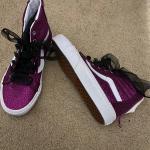 Girl's Vans sneakers!