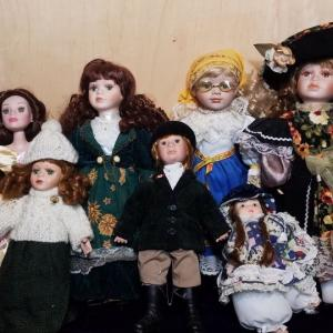 Photo of American Girl and Friends