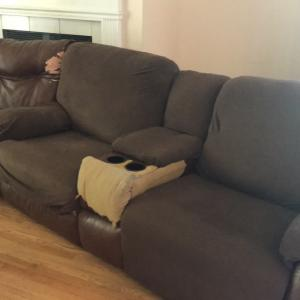 Photo of Recliner couch