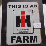 Item 12 Sign