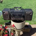 SONY CFD-440 Boombox