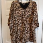Ladies Top - Size 3x