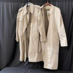 Lot 229 - Two London Fog Coats 40Reg