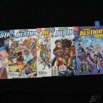 Young Justice Lot containing 5 issues. (1998,DC)  9.0 VF/NM