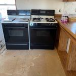 Propane stoves