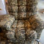 "Camo ""Big Boy"" Lounger"