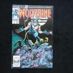 Wolverine #1 (1988,Marvel)  8.5 VF+