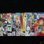 Wolverine Lot containing 10 issues. (1988,Marvel)  9.0 VF/NM