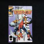 Web of Spider-Man #2 (1985,Marvel)  8.5 VF+