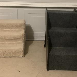 Photo of Dog stairs