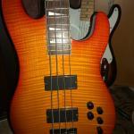 1996 MIJ Jackson  CMG Active Concert Bass