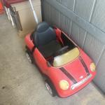 Car Push Cart for Toddlers