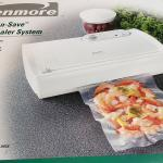 Brand New Ultra Seal and Save Vacuum Sealer System