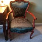 Antique chairs like new