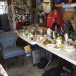 Garage Sale April 9-10 Friday 4pm -8pm, Saturday 7-3pm 2920 Elmcrest Dr 63301