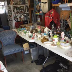 Photo of Garage Sale April 9-10 Friday 4pm -8pm, Saturday 7-3pm 2920 Elmcrest Dr 63301