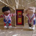 Cabbage Patch Olympic kids