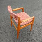 Lot #17  Set of 6 Modern CHAIRS