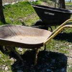 Wheelbarrows, Lot of 2