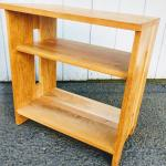 Lot #12  Solid Wood Shelf