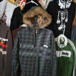 New & Lightly Used Men's designer's Jacket L & XL