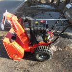ELECTRIC START ARIENS COMPACT 20 SNOWBLOWER