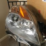 replacement headlight