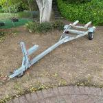 14 ft Dilly Boat Trailer
