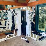 Hoist 2001 Multi-station Home Gym