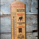 Antique thermometer!original authentic!