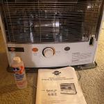 Kerosun Radiant 40 Portable Kerosene Heater