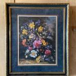Large Floral Print,