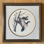 "T. Pennington Medium Print ""Wood Flight"", Pencil Signed"