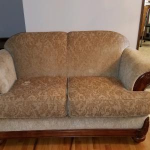 Photo of Sofa & Loveseat set $400