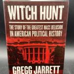 WITCH HUNT by Gregg Jarrett Hardback book Donald Trump Politics